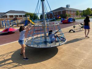 School playground – the best Entertainer of kids